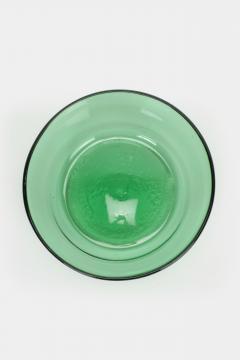 Italian Vetro Verde Empoli bowl 40s - 1575534