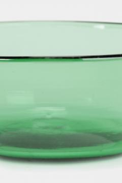 Italian Vetro Verde Empoli bowl 40s - 1575544