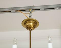 Italian Vintage Brass Ten Light Chandelier - 2132932