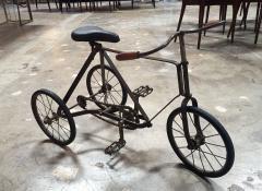 Italian Vintage Tricycle 1930s - 605352