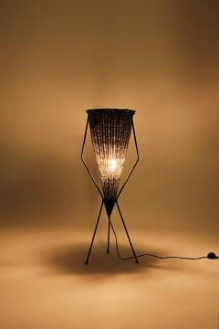 Italian basket lamp 50s - 1704055