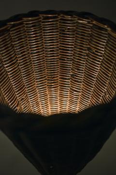 Italian basket lamp 50s - 1704065