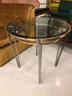 Italian glass table - 1252317