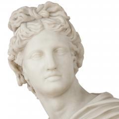 Italian marble sculpture of Apollo - 1459622