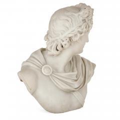 Italian marble sculpture of Apollo - 1459623
