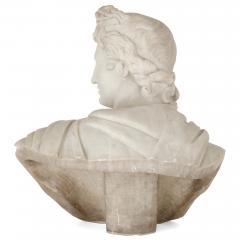 Italian marble sculpture of Apollo - 1459628