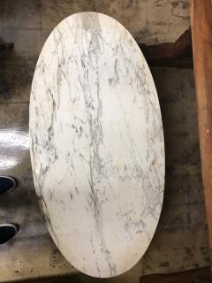 Italian marble top coffee table - 1001401