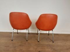 Italian mid century chairs - 1942873