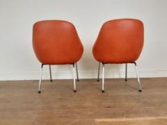 Italian mid century chairs - 1942876