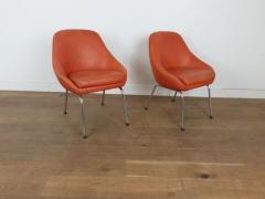 Italian mid century chairs - 1942877
