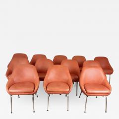 Italian mid century chairs - 1943395