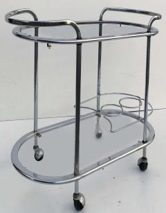 Itlian Bar Cart - 987412