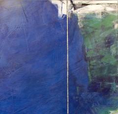 Ivo Stoyanov Nocturne In Blue IV - 1157137