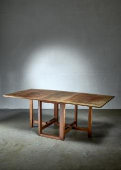 J A Muntendam Muntendam drop leaf dining table for LOV Dutch 1920s - 1163905