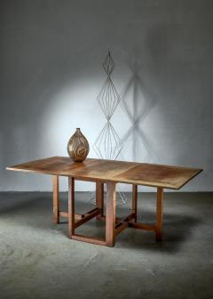J A Muntendam Muntendam drop leaf dining table for LOV Dutch 1920s - 1163908