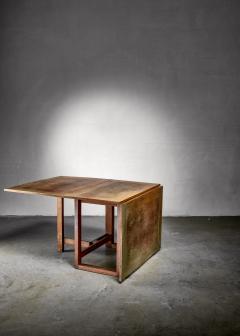 J A Muntendam Muntendam drop leaf dining table for LOV Dutch 1920s - 1163909