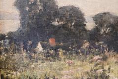 J Ambrose Pritchard Untitled Landscape likely Massachusetts shore  - 977245