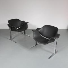 J B Meyer J B Meyer Lounge Chairs for Kembo Netherlands 1960s - 966982