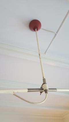 J J M Hoogervorst Counter balance ceiling lamp by J J M Hoogervorst  - 987654