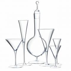 J L Lobmeyr Ambassador Set No 240 Martini Glass by Oswald Haerdtl - 1587082