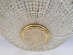 J L Lobmeyr Austrian Brass and Glass Chandelier by J L Lobmeyr - 575659