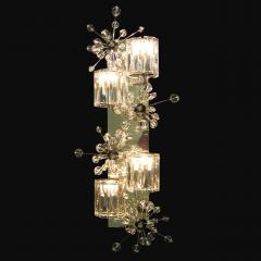 J L Lobmeyr Donhauser Wall Sconce by Page Donhauser - 1921301