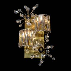 J L Lobmeyr Donhauser Wall Sconce by Page Donhauser - 1921319