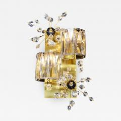 J L Lobmeyr Donhauser Wall Sconce by Page Donhauser - 1922741