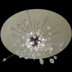 J L Lobmeyr Metropolitan Mini Sputnik Flush Ceiling Light - 1921306