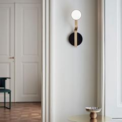 J L Lobmeyr Script Floor Lamp by Bodo Sperlein - 1577979