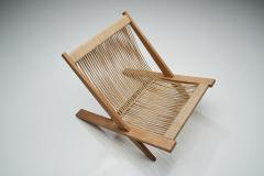 J rgen H j Easy Chair by J rgen H j and Poul Kj rholm Denmark 1952 - 1315821