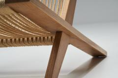 J rgen H j Easy Chair by J rgen H j and Poul Kj rholm Denmark 1952 - 1315826