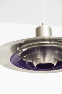 J rgen Kastholm Preben Fabricius Ceiling Lamp Produced by Nordisk Solar - 1903303