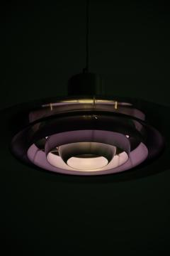 J rgen Kastholm Preben Fabricius Ceiling Lamp Produced by Nordisk Solar - 1903304