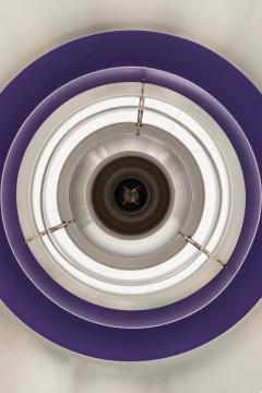 J rgen Kastholm Preben Fabricius Ceiling Lamp Produced by Nordisk Solar - 1903305