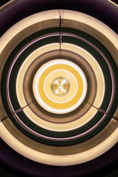 J rgen Kastholm Preben Fabricius Ceiling Lamp Produced by Nordisk Solar - 1903306