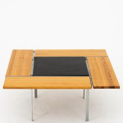J rgen Kastholm Preben Fabricius Coffee table in pine - 868305