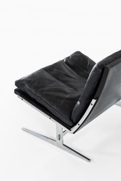 J rgen Kastholm Preben Fabricius Easy Chairs Model Bo 561 Produced by Bo Ex in Denmark - 1815903