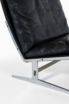 J rgen Kastholm Preben Fabricius Easy Chairs Model Bo 561 Produced by Bo Ex in Denmark - 1815905