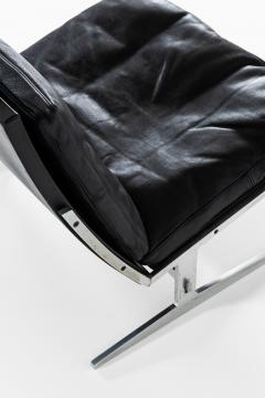 J rgen Kastholm Preben Fabricius Easy Chairs Model Bo 561 Produced by Bo Ex in Denmark - 1815908