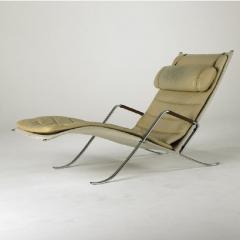 J rgen Kastholm Preben Fabricius FK Grasshopper Lounge Chair by Jorgen Kastholm Preben Fabricius - 1211019