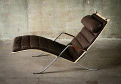 J rgen Kastholm Preben Fabricius Grasshopper Lounge Chair by Preben Fabricius and Jorgen Kastholm - 481457