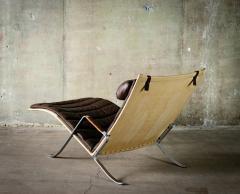 J rgen Kastholm Preben Fabricius Grasshopper Lounge Chair by Preben Fabricius and Jorgen Kastholm - 481458