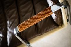 J rgen Kastholm Preben Fabricius Grasshopper Lounge Chair by Preben Fabricius and Jorgen Kastholm - 481462