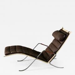 J rgen Kastholm Preben Fabricius Grasshopper Lounge Chair by Preben Fabricius and Jorgen Kastholm - 481518