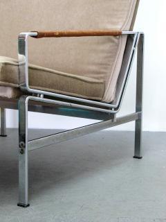 J rgen Kastholm Preben Fabricius Lounge Chair Modell FK 6720 by Preben Fabricius J rgen Kastholm - 682353