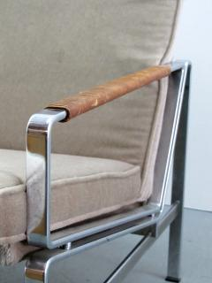 J rgen Kastholm Preben Fabricius Lounge Chair Modell FK 6720 by Preben Fabricius J rgen Kastholm - 682357