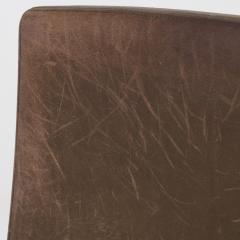J rgen Kastholm Preben Fabricius Office Chair in Brown Leather - 665710