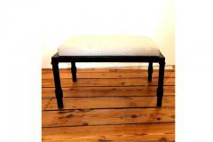 JM Szymanski Ostrich Leather Bench J M Szymanski - 1331391