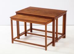 Jacob Kjaer Nest of Tables - 1173370